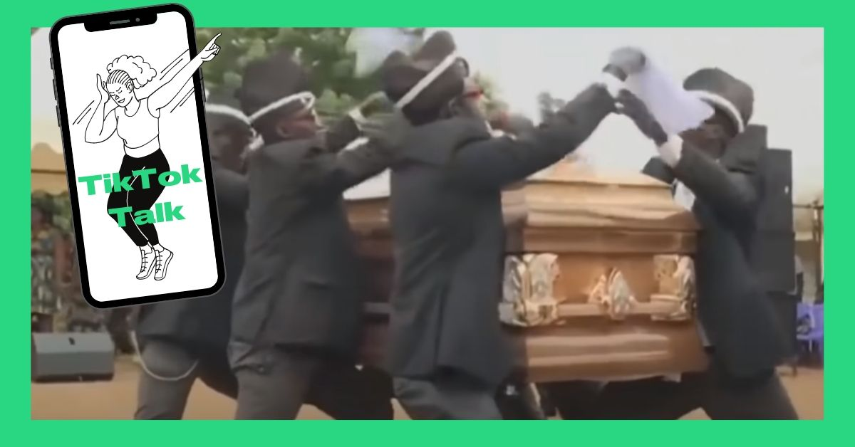 TikTok Talk: A Russian EDM Producer & Dancing Ghanian Pallbearers Created The Next Big TikTok Meme