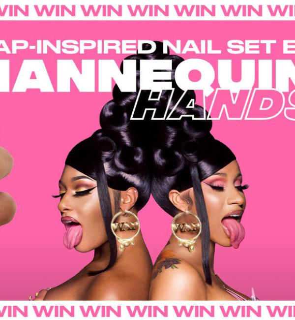 Win A Cardi B 'WAP'-Inspired Nail Set From Claw Extraordinaire Mannequin Hands