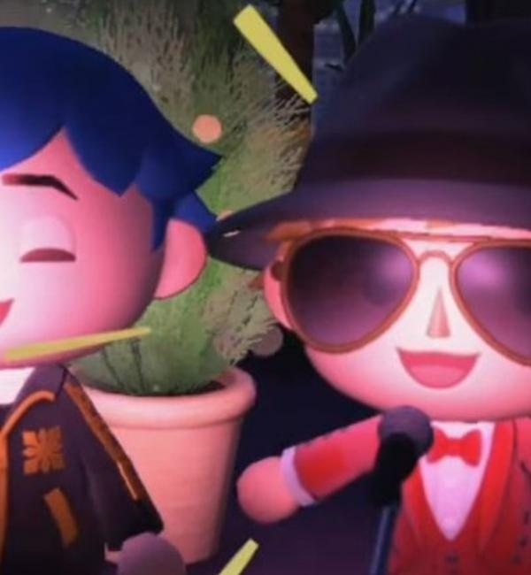 Gorillaz And Beck Just Played A Gig Inside Animal Crossing Together