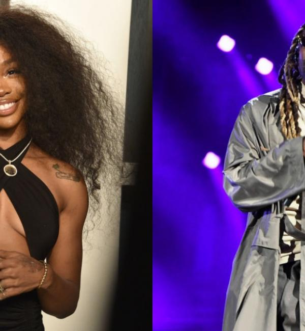 SZA Used Crystals To Help Ty Dolla $ign Write The Hook For 'Hit Different'
