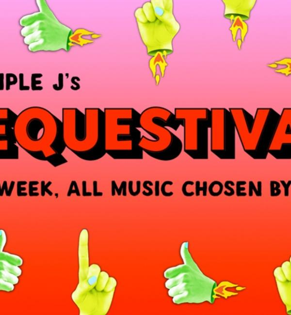 triple j REQUESTIVAL