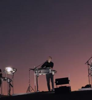 RÜFÜS DU SOL Officially Announce Live Album To Accompany New Performance Film