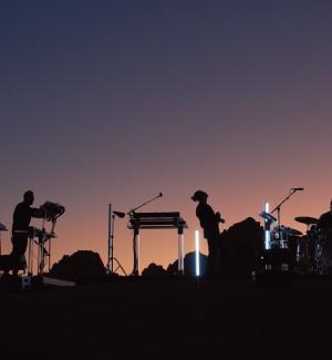 INTERVIEW: RÜFÜS DU SOL's Jon George On The Trials & Tribulations Of Working In The Desert