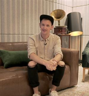Watch The Kite String Tangle Talk About His Fave Album Covers From Bon Iver, Tame Impala & More