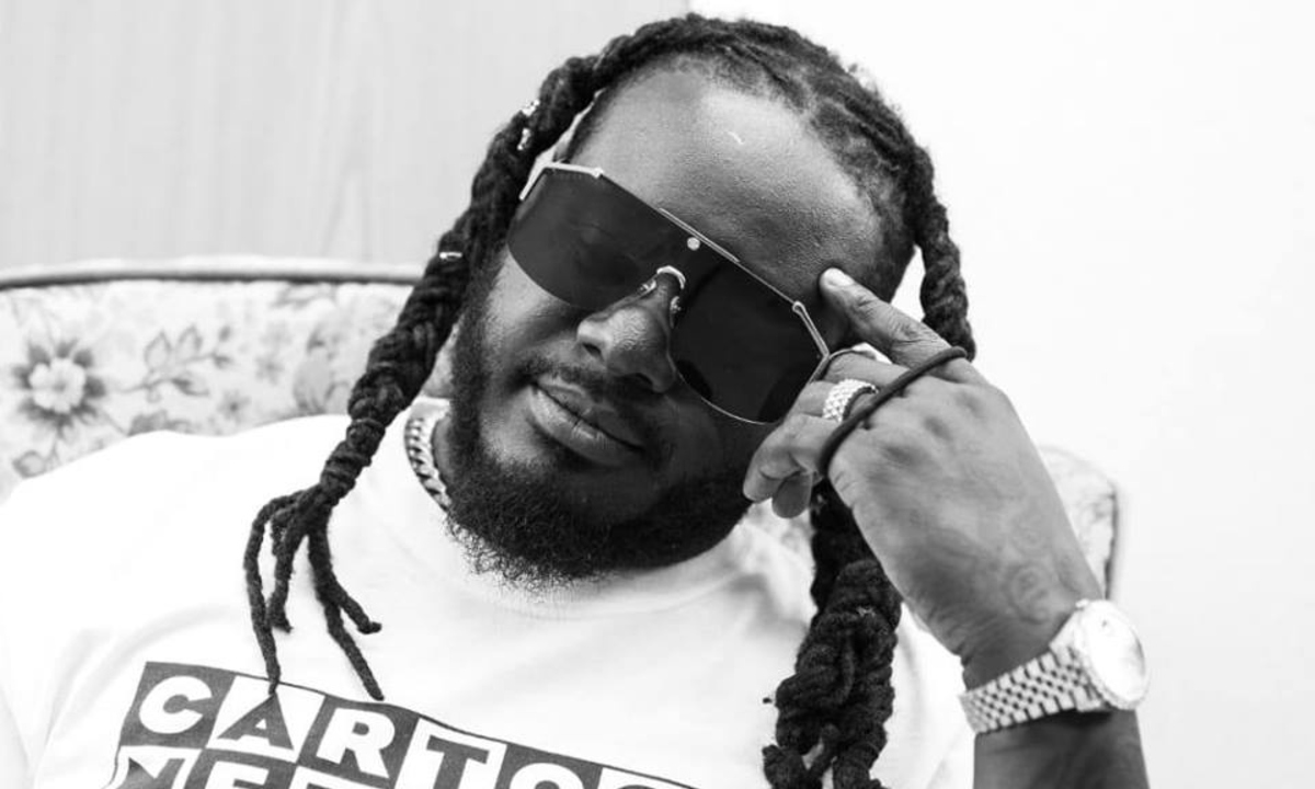 T-Pain Went From Being A Superstar To Asking For Money For